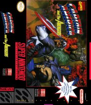 Captain America and the Avengers (Nintendo SNES (SPC))