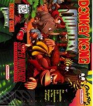 Donkey Kong Country (Nintendo SNES (SPC))