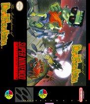 Adventures of Dr. Franken, The (Nintendo SNES (SPC))