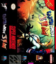 Earthworm Jim (Nintendo SNES (SPC))