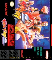Fatal Fury 2 (Nintendo SNES (SPC))