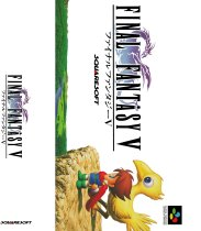 Final Fantasy V (Nintendo SNES (SPC))