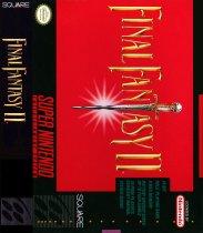 Final Fantasy IV (Nintendo SNES (SPC))