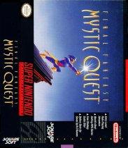 Final Fantasy - Mystic Quest  [Mystic Quest Legend] (Nintendo SNES (SPC))