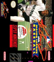 Ken Griffey Jr. Presents Major League Baseball (Nintendo SNES (SPC))