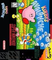 Kirby's Avalanche  [Kirby's Ghost Trap] (Nintendo SNES (SPC))