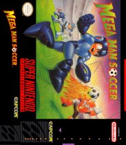 Mega Man Soccer (Nintendo SNES (SPC))