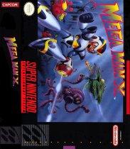 Mega Man X (Nintendo SNES (SPC))