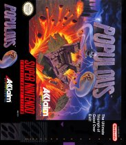Populous (Nintendo SNES (SPC))