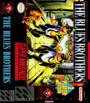 Blues Brothers, The (Nintendo SNES (SPC))