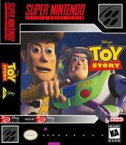 Toy Story (Nintendo SNES (SPC))