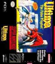 Ultima - The False Prophet (Nintendo SNES (SPC))