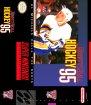 Brett Hull Hockey 95 (Nintendo SNES (SPC))