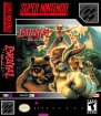 Brutal - Paws of Fury (Nintendo SNES (SPC))