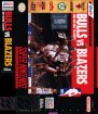 Bulls vs. Blazers and the NBA Playoffs (Nintendo SNES (SPC))