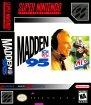 Madden NFL 95 (Nintendo SNES (SPC))