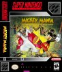 Mickey Mania - The Timeless Adventures of Mickey Mouse (Nintendo SNES (SPC))