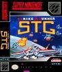 Strike Gunner S.T.G (Nintendo SNES (SPC))