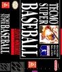 Tecmo Super Baseball (Nintendo SNES (SPC))