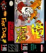 Ren & Stimpy Show, The - Fire Dogs (Nintendo SNES (SPC))