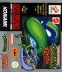 Teenage Mutant Ninja Turtles - Tournament Fighters (Nintendo SNES (SPC))