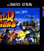 Wild Guns (Nintendo SNES (SPC))