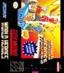 World Heroes (Nintendo SNES (SPC))