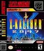 X-Kaliber 2097 (Nintendo SNES (SPC))