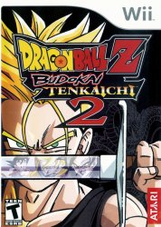 Dragon Ball Z - Budokai Tenkaichi 2 (Nintendo Wii)