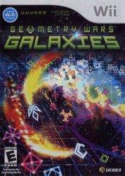 Geometry Wars - Galaxies (Nintendo Wii)