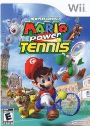 New Play Control! Mario Power Tennis (Nintendo Wii)