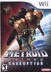 Metroid Prime 3 - Corruption (Nintendo Wii)