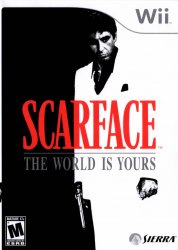 Scarface - The World is Yours (Nintendo Wii)