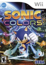 Sonic Colors (Nintendo Wii)