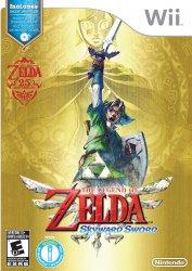 Legend of Zelda, The - Skyward Sword (Nintendo Wii)