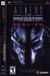 Aliens vs. Predator - Requiem (Playstation Portable PSP)