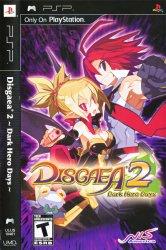 Disgaea 2 - Dark Hero Days (Playstation Portable PSP)