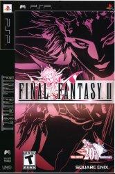 Final Fantasy II (Playstation Portable PSP)