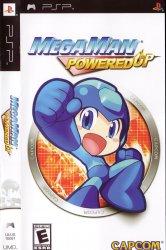 Mega Man Powered Up (Playstation Portable PSP)