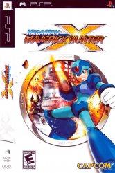 Mega Man Maverick Hunter X (Playstation Portable PSP)