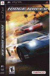 Ridge Racer (Playstation Portable PSP)