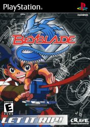 Beyblade - Let it Rip! (Playstation (PSF))