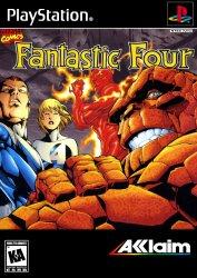 Fantastic Four (Playstation (PSF))