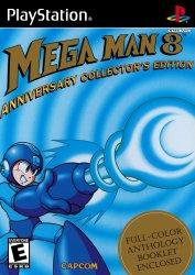Mega Man 8 (Playstation (PSF))