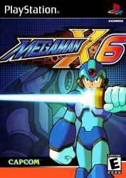 Mega Man X6 (Playstation (PSF))
