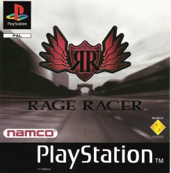 Rage Racer (Playstation (PSF))