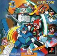 Mega Man X4 (Playstation (PSF))