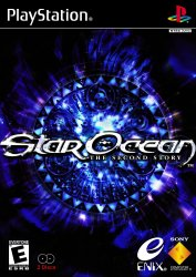 Star Ocean - The Second Story (Playstation (PSF))