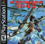 Strikers 1945 (Playstation (PSF))