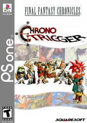 Chrono Trigger (Playstation (PSF))